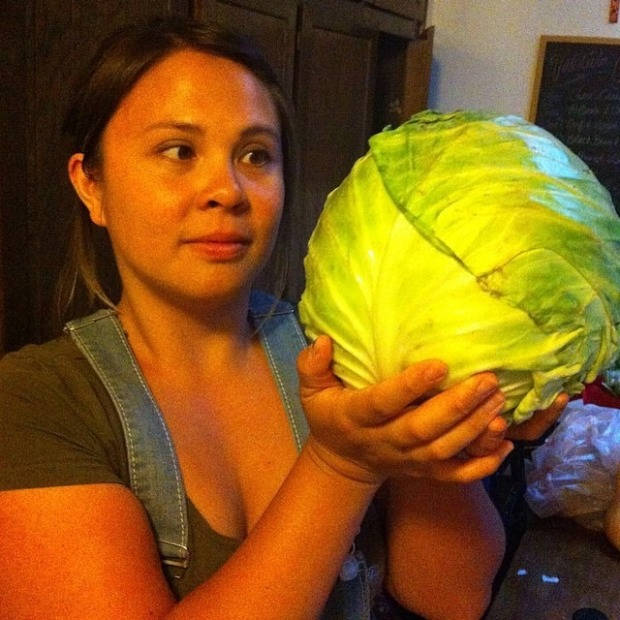 Giant Cabbage and Galumpkis