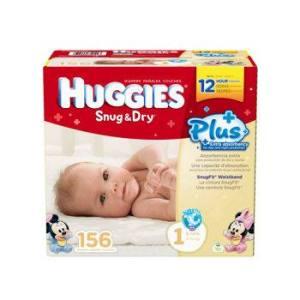 Huggies-Snug