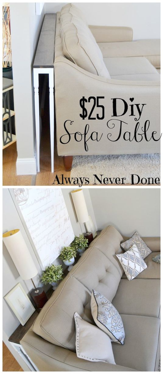 20.-Build-a-narrow-sofa-table-to-place-behind-your-couch-Perfect-for-drinks-when-theres-no-room-for-a-coffee-table.-29-Sneaky-Tips-For-Small-Space-Living.jpg