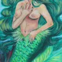 14x7_GreenMermaid